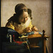 Jan Vermeer. The Lacemaker. by mqqlka