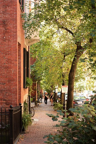 Beacon Hill - Boston - Massachusetts