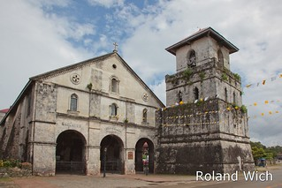 Bohol - Banclayon Church