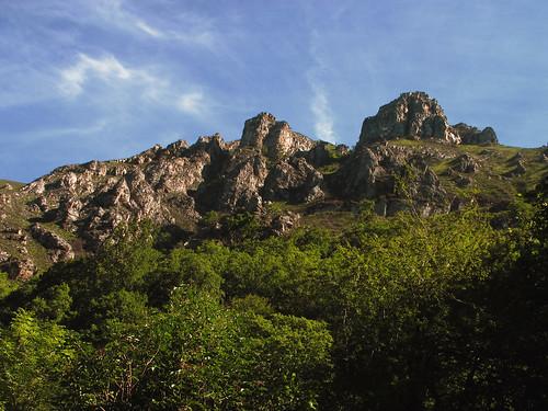 Valle del Infierno * La Pesanca