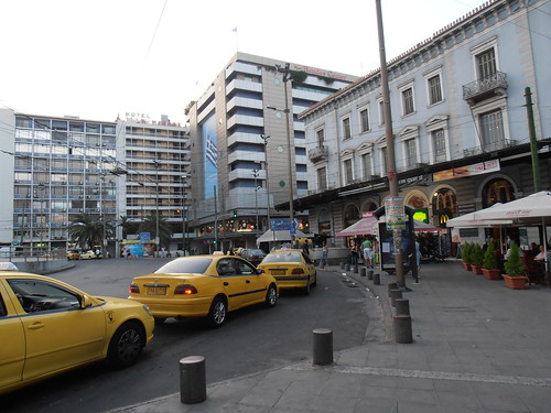 Athens: Omonia Square
