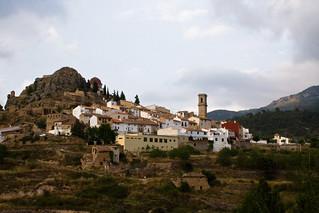 Andilla (Valencia).