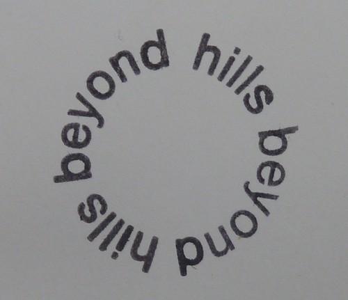 beyond hills ...