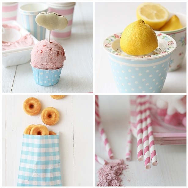 Adorable, sweet styling