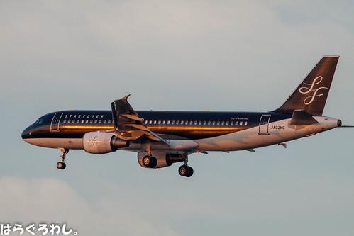 A320-200 JA02MC @ Tokyo Haneda