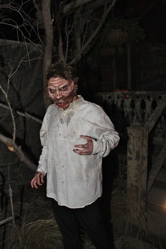 Dead End haunted house at Halloween Horror Nights 22