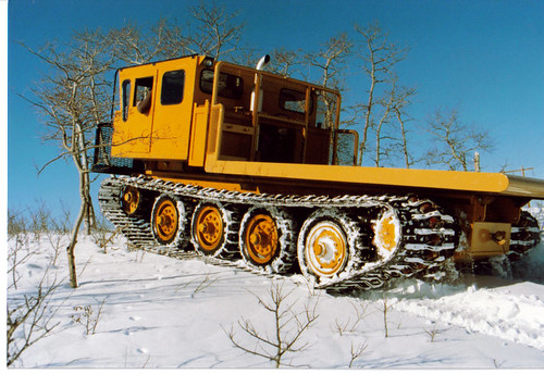 AT-150 Tracked all-terrain carrier