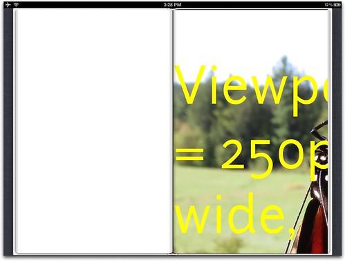 iBooks Viewport=250x394, width=500px