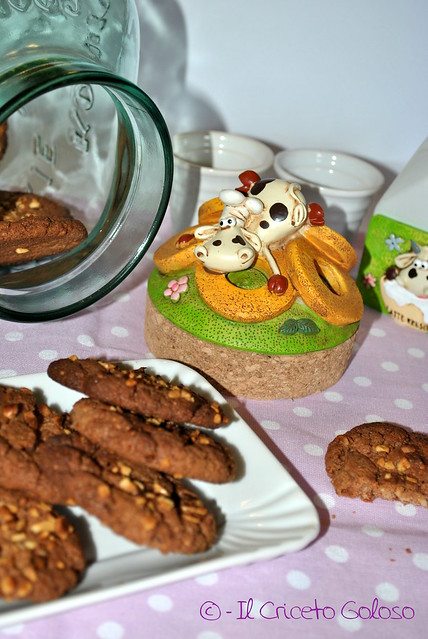 Cookies alla nocciola 2