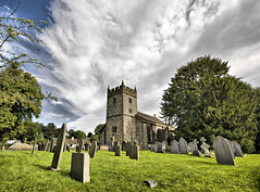 Churches and Graveyards