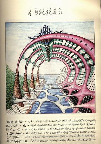 014-Codex Seraphinianus -1981- Luigi Serafini
