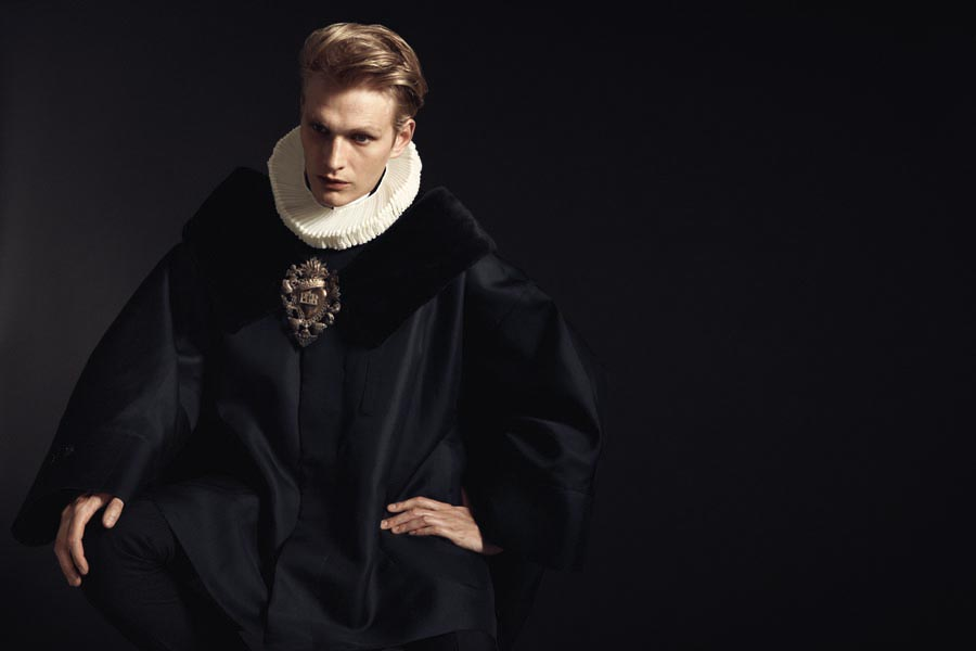Gerhard Freidl0336_VIKTOR Magazine_Ph Adriano Russo(Wiener Models)