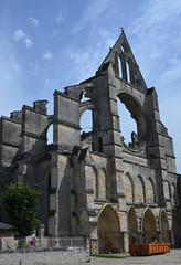 2012.08 PICARDIE - LONGPONT - Abbaye