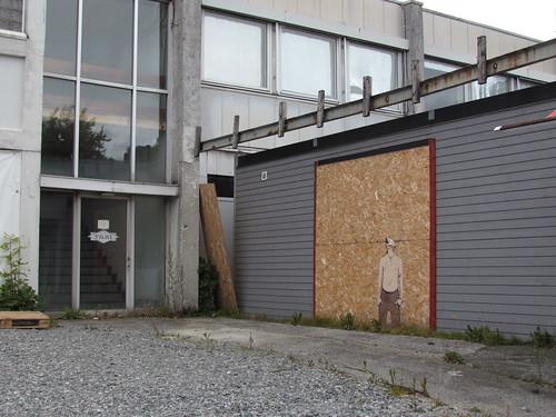 Streetart in Sandnes