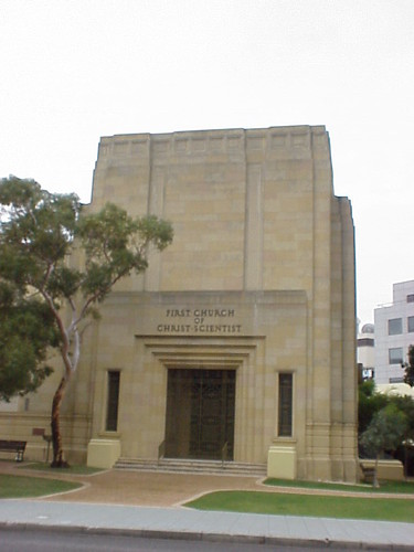 First Church of Christ∙Scientist, Perth