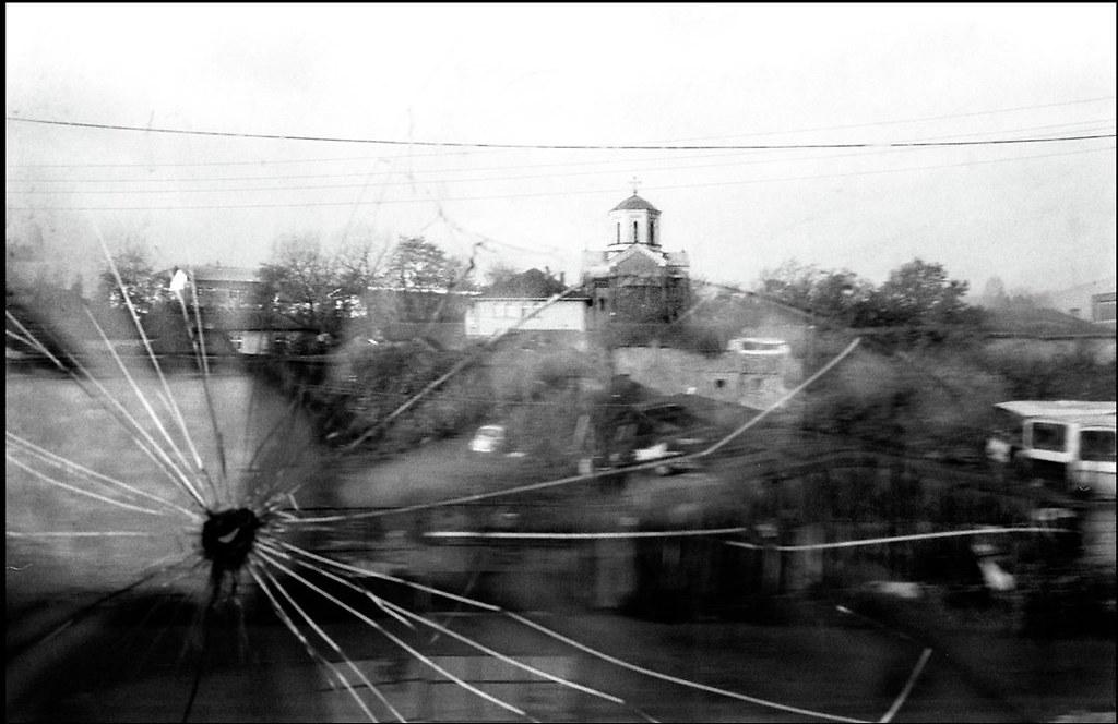The 'Serb train', Kosovo.