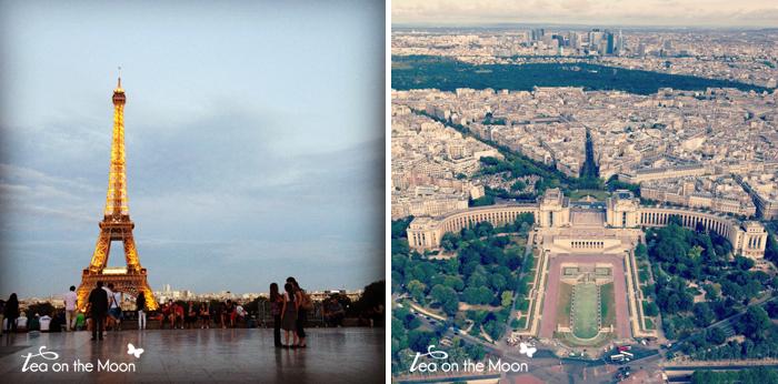 PArís instagram Torre Eiffel Trocadero