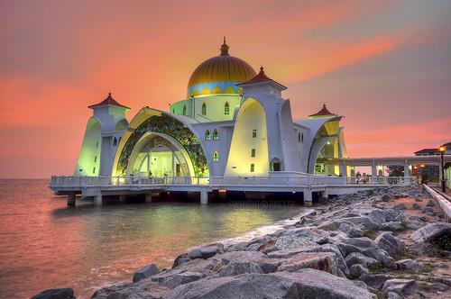 Masjid Selat, Melaka II