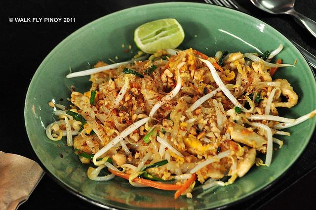 Pad Thai, Asia Scenic Thai Cooking School, Chiang Mai, Thailand