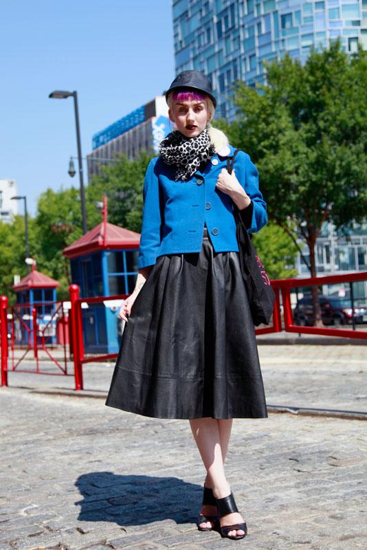 stella_ss2013 street style, street fashion, NYC