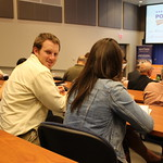 Westminster students attend Media Ethics Conference