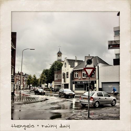 Hengelo - Hoek Langestraat x Deldenerstraat by Marcel van Gunst