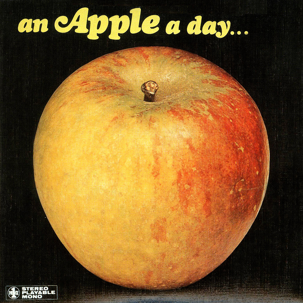 An Apple a Day… | LP Cover Art