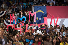 Michelle Obama in Greenville—September 19th