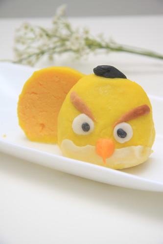 Angry Bird Mooncake 2