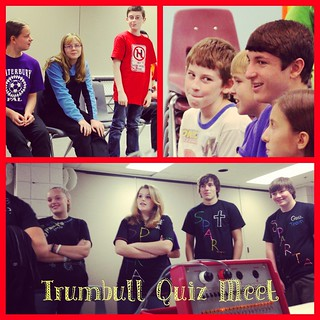 We had a GREAT time at our first Bible Quiz Meet in Trumbull, CT. #quizmeet #biblequizzing #trumbullct