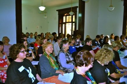 CBCA NSW AGM 2012