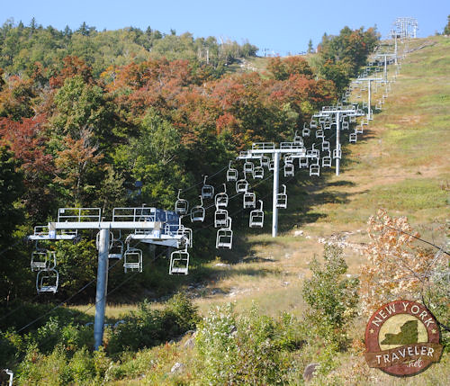 Little Whiteface Ski Lifts