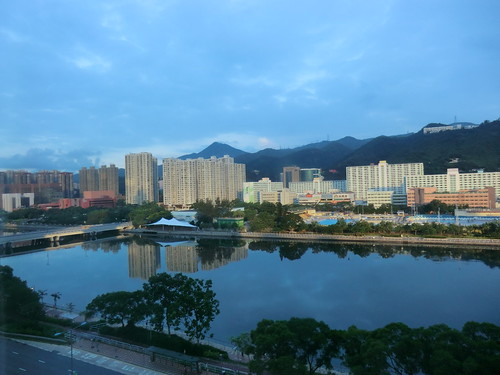 Regal Riverside Hotel @ HongKong
