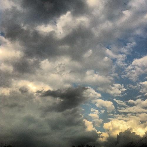 WPIR - moody skies