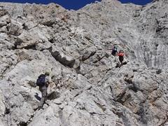 Klettersteig zum Pleitlerkofel