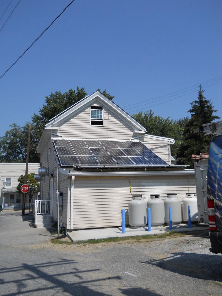 Commercial Solar Installation Photos Solar Energy World