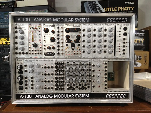 Eurorack by oliverchesler