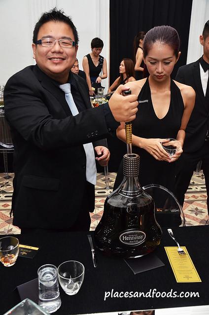 Hennessy X.O Mathusalem by Arik Levy Wilson Ng