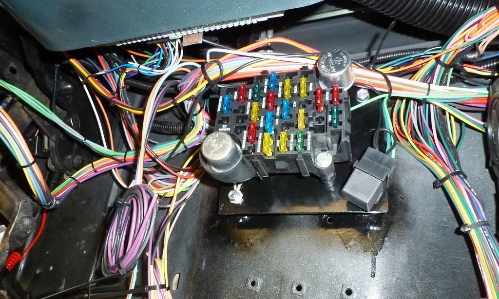 Rewiring Car 1