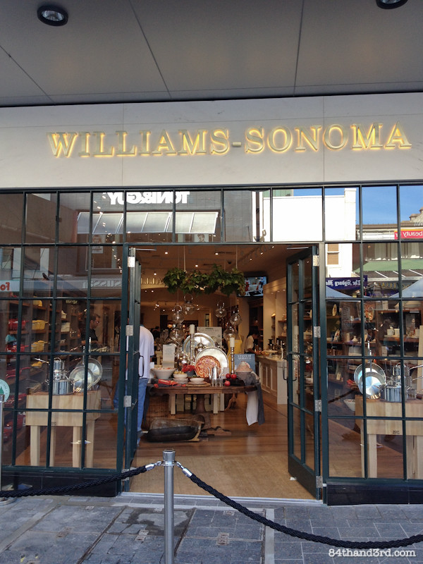 Williams Sonoma - Sydney