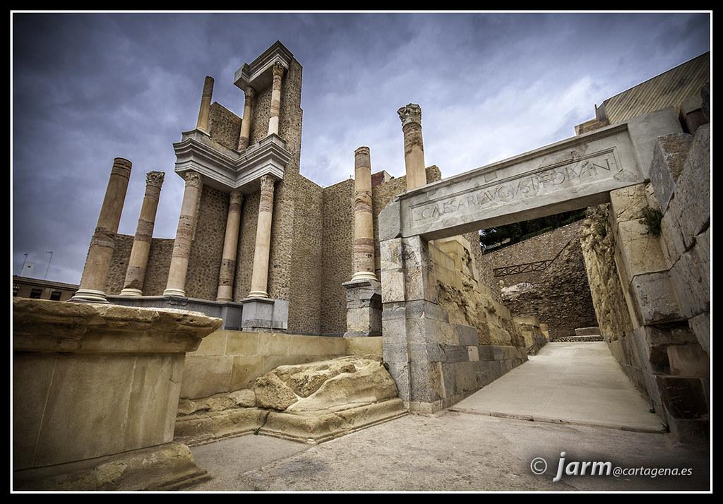 Teatro Romano de Cartagena II - Página 7 8704931506_73a5f6db88_b