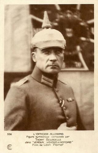 Thomy Bourdelle in Verdun, visions d'histoire