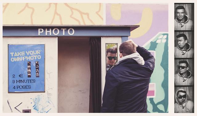Fotoautomat Wien #2