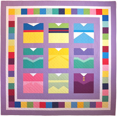 When You Wish Upon a Quilt Custom Quilt by Whimzie Quiltz
