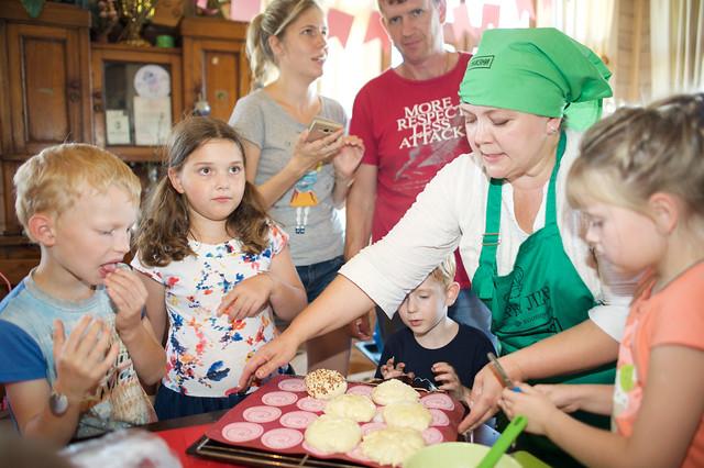 bakery master-class