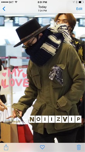 Big Bang - Gimpo Airport - 27feb2015 - G-Dragon - NoiizVip - 02