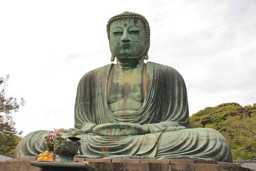 Daibatsu - The Great Buddha - Kamakura