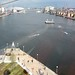 The Royal Docks from the sky