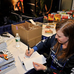 Book Signing for SHOOT with Julie Golob