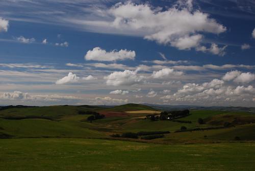 Dumfriesshire landscape